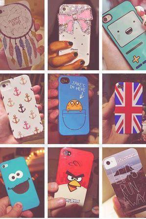 Même les portables ont le droit d'être Swag ! ♥