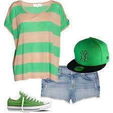 Green Lantern euh.. Green Swag ♥