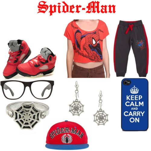 Swag Spiderman