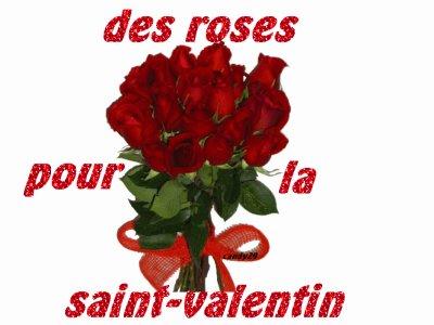 14 Février 2011 la fête de Saint Valentin