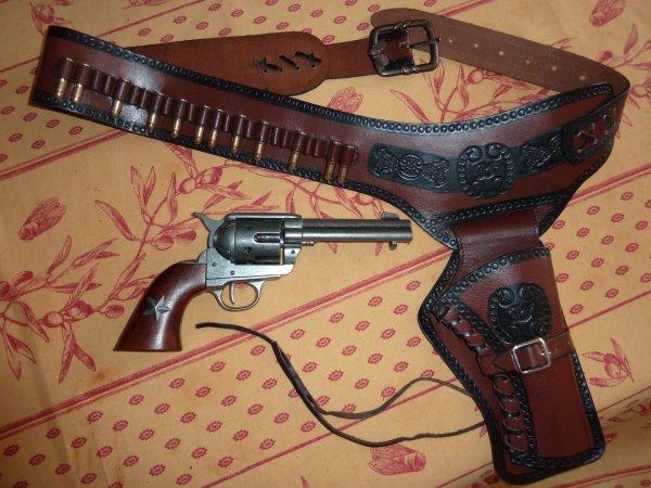 Mon colt et ma ceinture