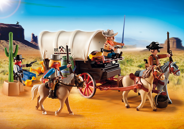 Playmobil Country Cowboys