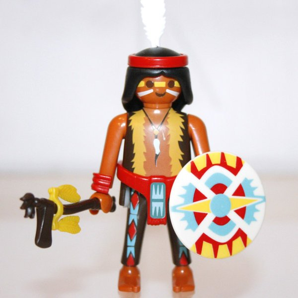 Playmobil Country Indiens