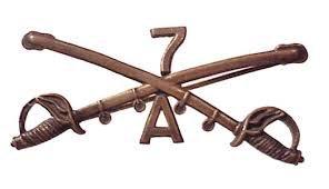 Le 7e régiment de cavalerie (États-Unis)