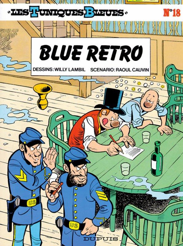 Les Albums des Tuniques Bleues 3