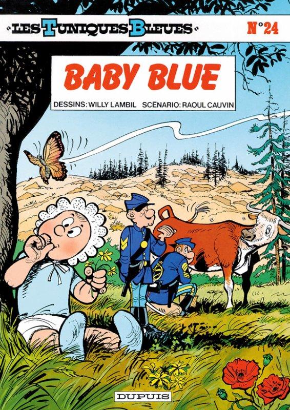 Les Albums des Tuniques Bleues 4