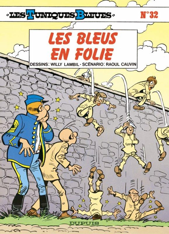 Les Albums des Tuniques Bleues 5