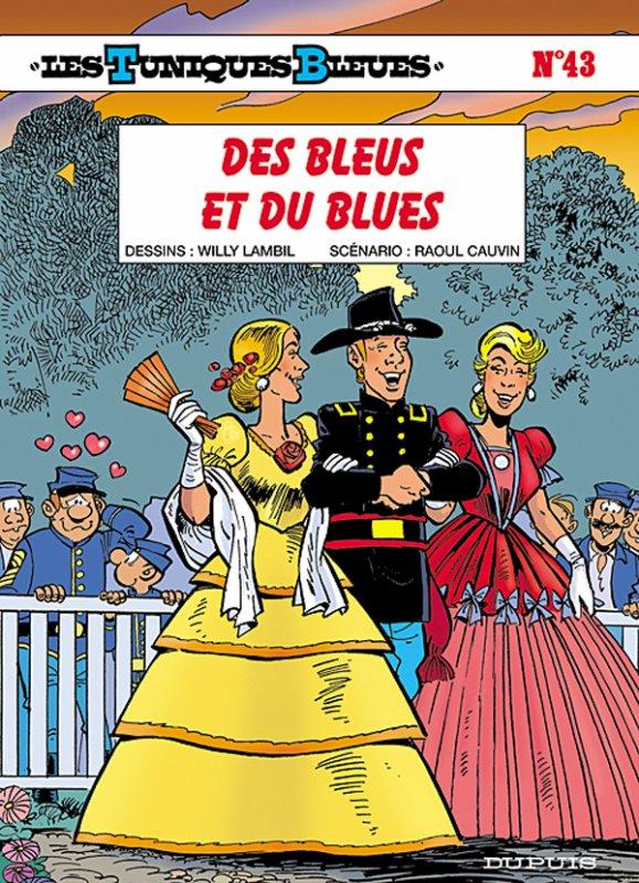 Les Albums des Tuniques Bleues 7