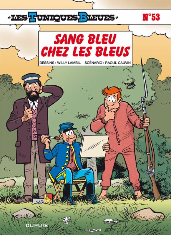 Les Albums des Tuniques Bleues 9
