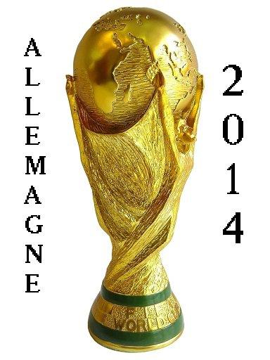 Coupe du Monde 2014 ALLEMAGNE