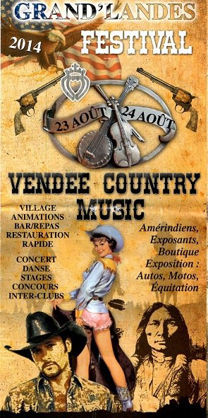 02 Vendée Country Music 2014 Grand'Landes ( 85 )