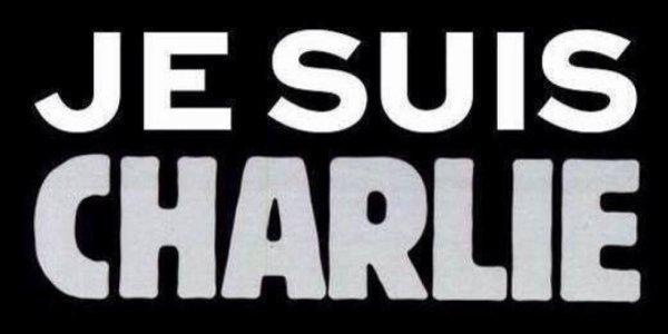 Je suis CHARLIE  Hommage le Dimanche 11 Janvier 2015