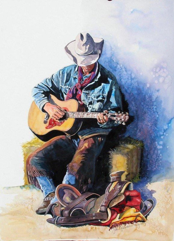 JEAN-LOUIS MURAT comme un cowboy à l'âme fresh
