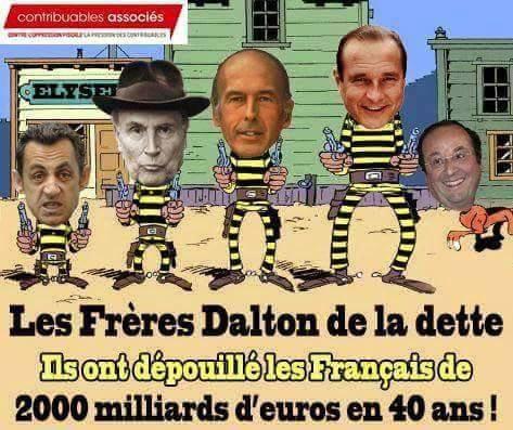 Les Frères Dalton Français