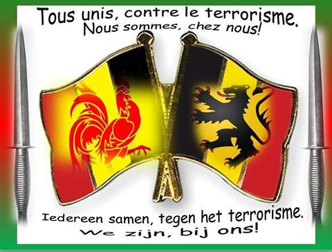 TINTIN pleure la Belgique ***  22 Mars 2016 ***