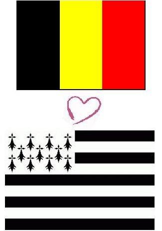 La Bretagne pleure la Belgique ***  22 Mars 2016  ***