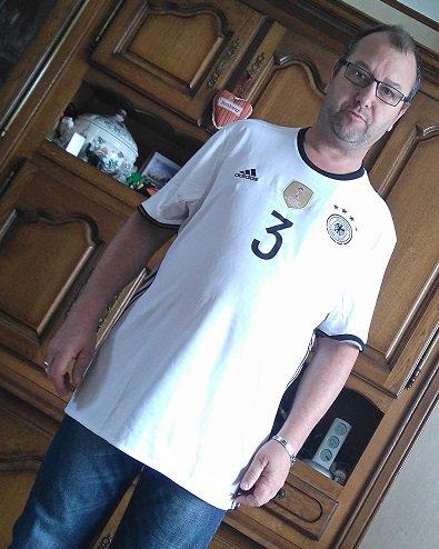 Mon équipe de foot de la coupe du Monde / de la coupe d'Europe 01