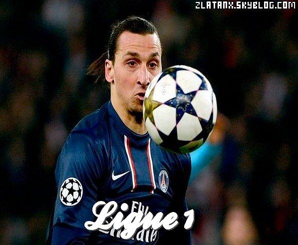 La Ligue 1 Pour Zlatan !