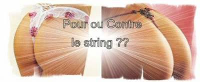 Le string