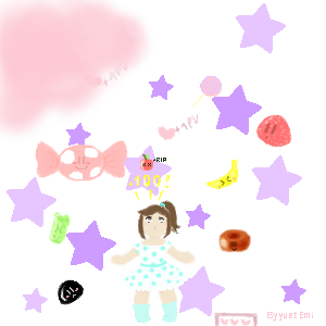 Candy POOOWAAAA :3