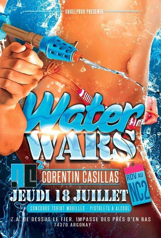 Water wars!!!!