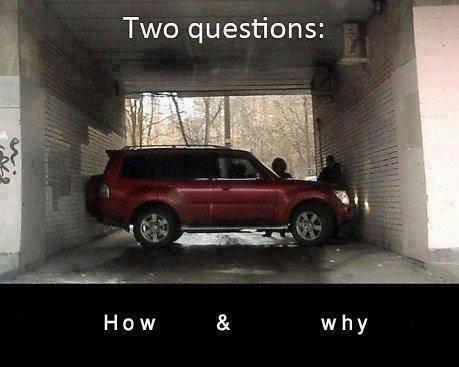 Deux question : Comment? Et pourquoi?