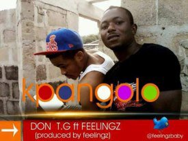 KPANGOLO / Dontg ft Feelingz (2013)