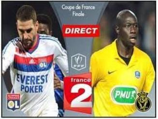 Finale de la Coupe de France 2012