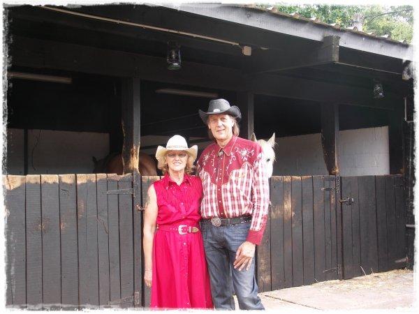 Régis - mon cowboy