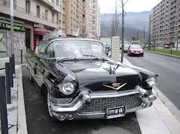 quelques voitures américaines