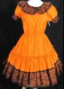 Les tenues de la danse carrée