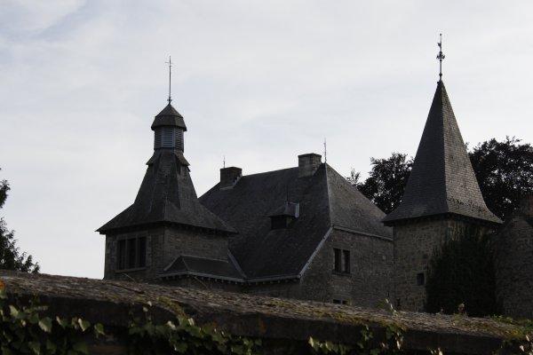 le chateau Diericx de Tenham