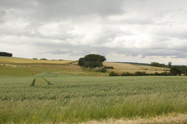 Les paysage de Belgique