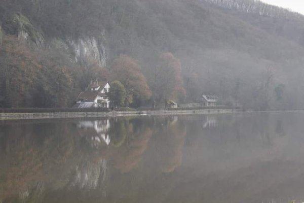 Les paysages brumeux