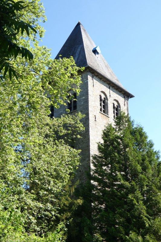 Eglise abbatiale notre-dame d'Hastiere