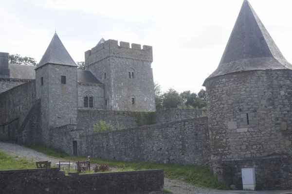 Le chateau de Thy-Le-Chateau