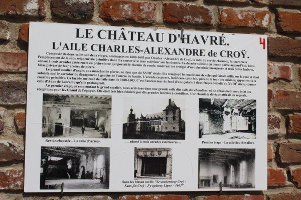 Le chateau d'Havre