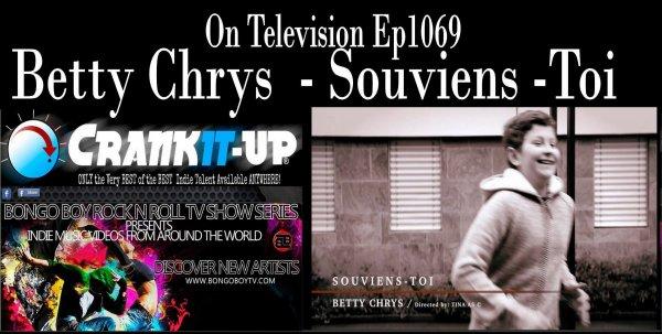 Mon clip-vidéo SOUVIENS-TOI à la TV aux USA sur 54 chaînes TV !