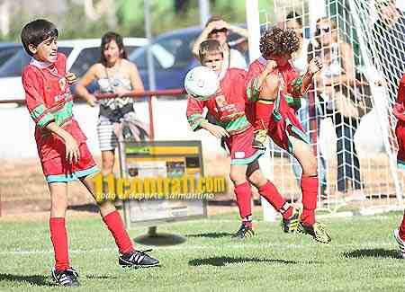Fútbol: X Torneo de Galindo y Perahuy La selección Sub-12 arranca con buenas sensaciones El combinado zamorano logró pasar a la fase final.