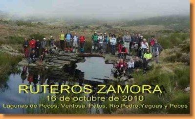 RUTEROS - LAGUNA DE PATOS - 16 Octubre de 2010