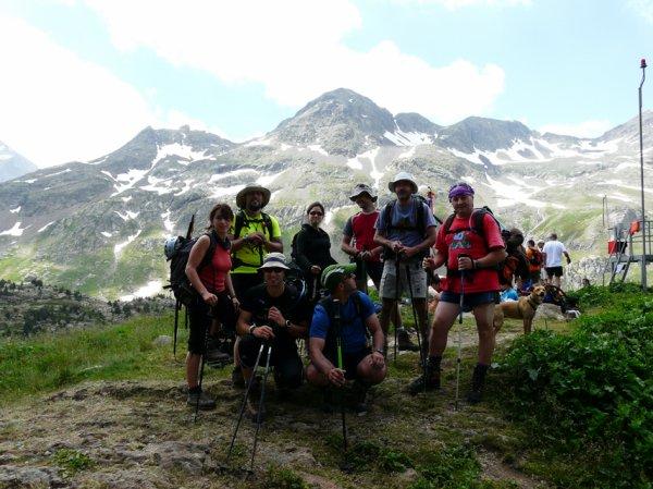 """Ascensión al pico """"Palas"""" 2.974 m. y """"La Faxa"""" 3005 m. Pirineo Central – Club de Montaña Satorra (Vitoria)"""