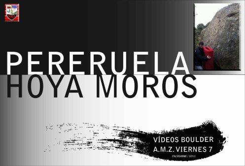 """VIDEOS CORTOS DE ESCALADA, EL VIERNES EN LA """"AGRUPA""""."""