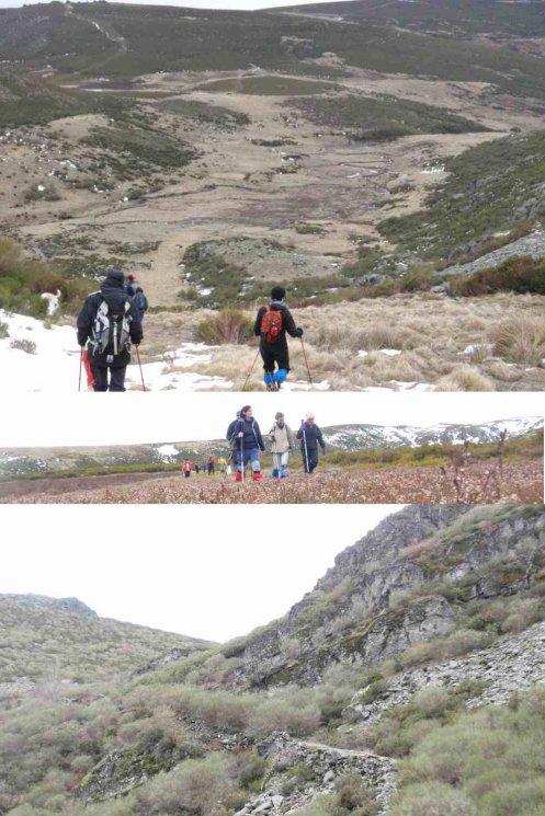 MARATÓN DE SENDERISMO Y TREKKING:  SÁBADO 15 (24 km) Y DOMINGO 16 DE ENERO (8 km )