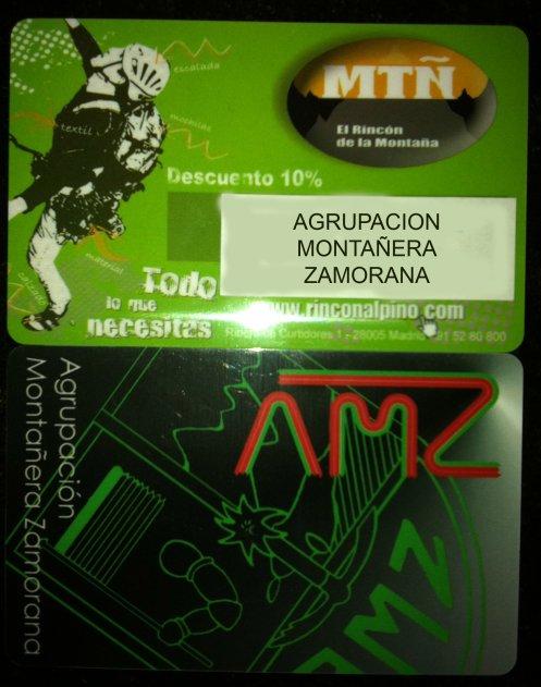 ASAMBLEA ANUAL JUEVES, 24/02/2011 Y NUEVOS CARNETS DE LA AMZ