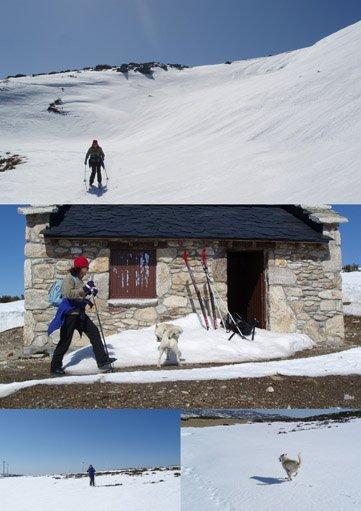 Por el Alto de Padornelo, Pero que Maravilla, by Evaristo Alvarez y Clara Bueno