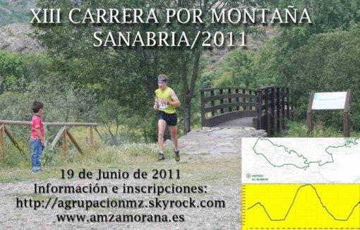 XIII CARRERA POR MONTAÑA SANABRIA/2011 - DOMINGO, 19 DE JUNIO