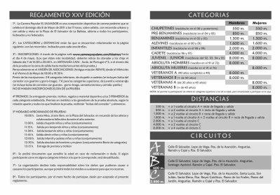 """CARRERAS POR MONTAÑA: 25ª CARRERA """"EL SALVADOR"""" Y 100 KM EN 24 HORAS, COMUNIDAD DE MADRID"""