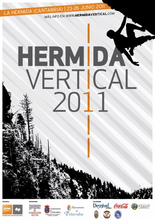 HERMIDA VERTICAL 2011 (Cantabria - Del 23 al 26 de Junio/2011) Maratón de escalada.