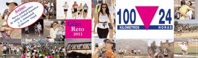 El gran reto del año: 100 km en 24 h, by Soledad Temprano