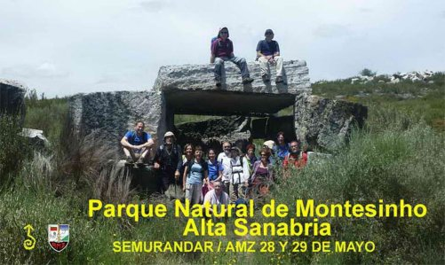 SEMURANDAR / AMZ: PARQUE NATURAL DE MONTESINHO/ALTA SANABRIA